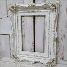 antique picture frames gallery white picture frame large wooden antique shabby chic hand painted contemporary