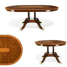 round walnut dining table. Fine And Formal Traditional Antique Reproduction Dining Table For The Home Round Walnut
