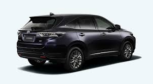 2015 toyota harrier price - 2018 Car Reviews, Prices and Specs