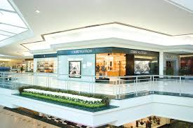 louis vuitton has expanded and remodeled its at the gardens mall