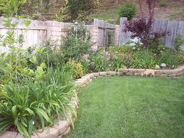 Herb Lawn Edging Ideas