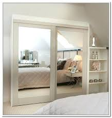 seemly mirror closet door stylishly space saving sliding mirror closet doors home decor news sliding mirror