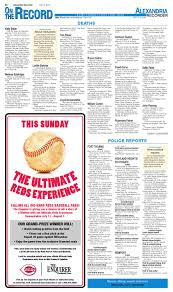 alexandria-recorder-071510 by Enquirer Media - issuu
