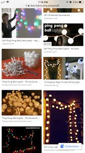 Ping Pong Fairy Lights Fairy Lights Plus Ping Pong Balls Crafts For Me To Do D