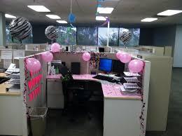 office birthday decoration. Zebra Theme Pink Black And White Cubical Birthday Decoration Office E