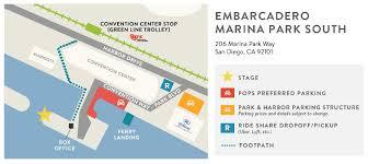Plan Your Visit Embarcadero Marina Park South Directions