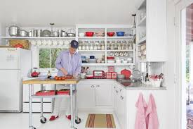 depot storage small canadian home island butcher costway