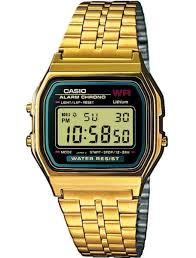 Наручные <b>часы Casio</b> A-159WGEA-1E: купить в Москве и по всей ...