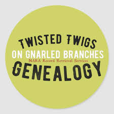 Twisted Twigs Genealogy Stickers Products In 2019