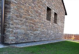Arquitectura De Casas Muros Y Fachadas De Piedra NaturalFachada De Piedra Natural