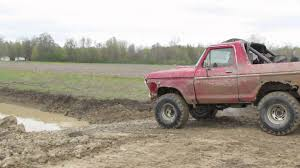 ford trucks mudding. Contemporary Ford Old Ford Truck Mudding At Back 40 Hill And Hole Intended Trucks