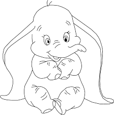 Small Picture Dumbo coloring pages baby ColoringStar