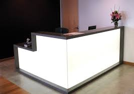 angles for reception desk in new idt building furniture l shaped reception desk with