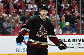 Arizona Coyotes Depth Chart Checking In On Old Friends Big Ol Carl Will Get Used To