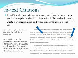 Apa Quote Citation Delectable Setup Basics References Intext Citations What's APA Style The