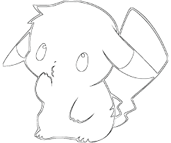 Pikachu Coloring Pages Free Coloring Pages Coloring Pages Coloring