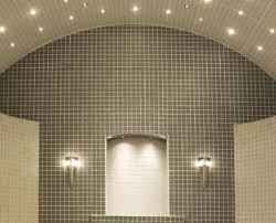 steam room lights
