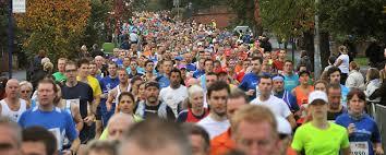 york marathon. york press: yorkshire marathon runners press