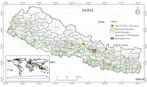 M78 Gorkha Nepal Earthquake On April 25 2015 And Its Aftershocks