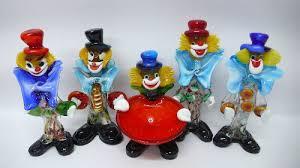 murano glass clowns collectibles coach