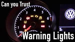 Volkswagen Passat Epc Warning Light Can You Trust A Cars Warning Lights Humble Mechanic