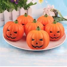 alloween <b>Artificial Pumpkin Simulation Fake</b> Lifelike Props Garden ...