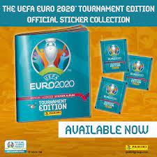 Euro 2021 Sticker