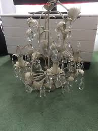 beautiful laura ashley chandeliers with cut glass crystal