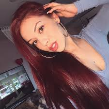 Beautiful Hair Color Hair Coloring Red