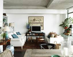 Industrial Living Room Decor Living Room Small Modern Decorating Ideas Window Treatments