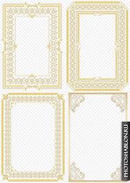 psd и png клипарт на прозрачном фоне Декоративные элементы  Клипарт для украшения фотошоп дипломов и фото на прозрачном фоне psd 1 слои раздельно max 5197 x 7311 300 dpi 70 92 mb