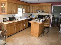 Kitchen Tile Floor Kitchen Floors Is Hardwood Flooring Or Tile Better Haammss