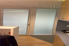 switchable smart glass for door