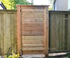 backyard gate door fence door ideas photo 5 of 5 wood fence door design irrational wood