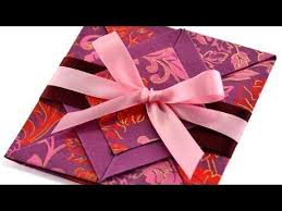 valentine diy elegant handmade origami card message of love can t be delivered sweeter than this