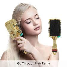 Saul Hair Design Amazon Com Aisso Ancient Egyptian Gpps Hair Brush Premium