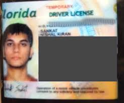 Erin This Nishal Was License Picture