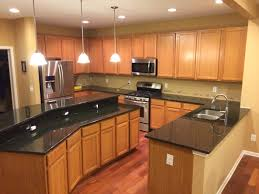 Kitchens With Uba Tuba Granite Kitchen Granite Countertops City Granite Cleveland Oh 216 688 5154