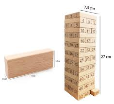 Wooden Brick Game Tumbling Tower Game Wholesale Tower Game Suppliers Alibaba 53