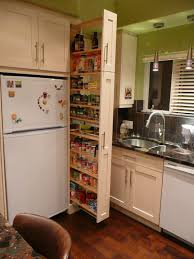 Modern Kitchen Pantry Cabinet Kitchen Room Kitchen Corner Narrow Kitchen Pantry Cabinet From