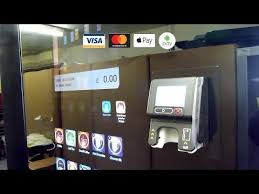 Apple Pay Vending Machine Custom Contactless Payment Apple Pay Vending Machine YouTube