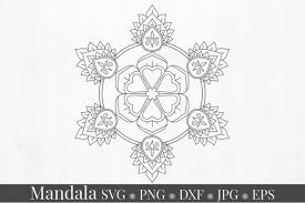 Never share your files in social groups; 205 Mandala Wall Art Designs Graphics