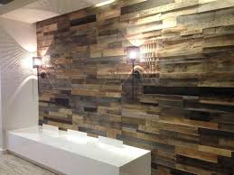 faux wood paneling reclaimed wall panels home depot