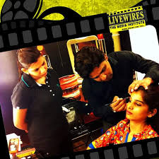 bee a professional makeup artist livewires is the best make up