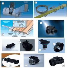 Дипломная работа Датчики управления двигателем автомобиля  Современные автомобильные датчики массового расхода воздуха а микромеханический датчик массового расхода воздуха bosch б эволюция измерительных