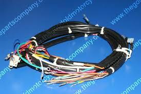 harley davidson 69545 82a 1982 e84 fxr fxrs fxrst main wiring harness