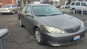 2006 Toyota Camry LE 4dr Sedan w/Automatic In Cleveland OH ...
