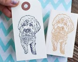 dog portrait rubber stamp face custom pet face personalized gift idea animal lover souvenir gifts for pet lovers42