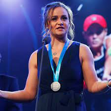 Ashleigh Barty wins Newcombe medal yet ...