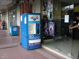 Drinking Water Vending Machine Malaysia Impressive Health Ministry Steps In After Gross Contaminants Found In Water